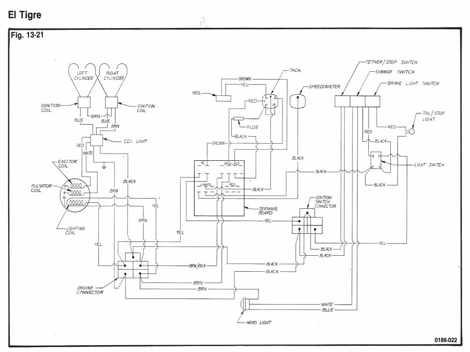 73TiggerWiring arctic cat 400 wiring diagram wiring diagram simonand Arctic Cat Snowmobile 4 Stroke at bakdesigns.co