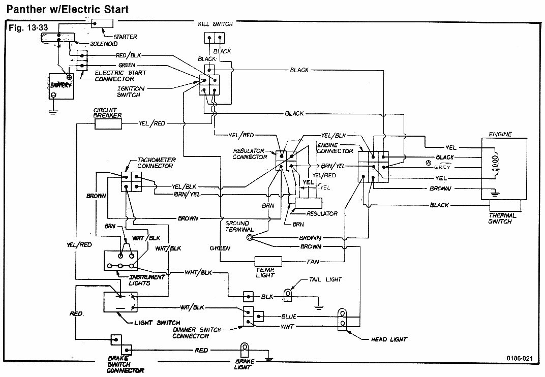 74PantherElectric 1980 arctic cat panther Arctic Cat 250 Wiring Diagram at crackthecode.co